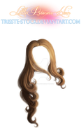 Little Princess Hair by Trisste-stock-moved