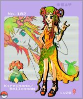 Pokemon 182 : Bellossom