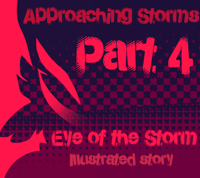 Approaching Storms 4 - Eye Of The Storm by splendidcitrus