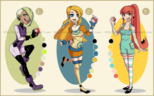...Poketastic Trainers Adopts (Open 1/3)... by Seelenbasar