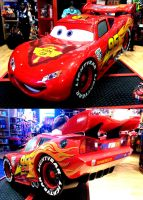 Lightning Mcqueen Scale Model Display by toyonda