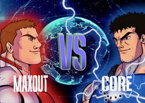 Maxout vs Core  by Azreal2156