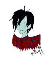Marshall Lee by Van-Nessie