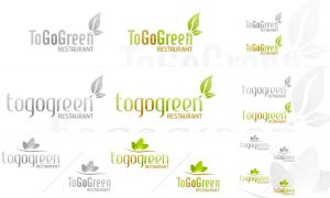 ToGoGreen Restaurant by ivelt