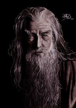 Gandalf by Jags1585