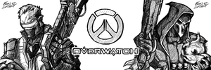 We are Overwatch. by ForrestAnthony