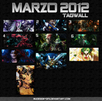 Marzo 2012 - Tag Wall by Inudesign-GFX