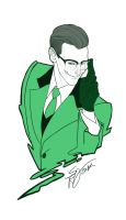 Nygma by Blatterbury