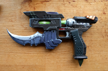 Wolf O'Donnell Brawl Ver. Blaster by TheSeventhSeeker