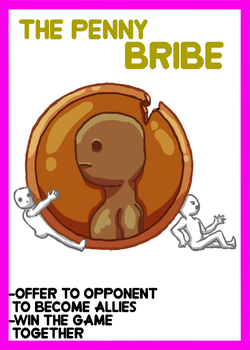[P] - The Penny Bribe by PixelPunch007