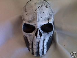 Army of Two Punisher mask by dragostat2