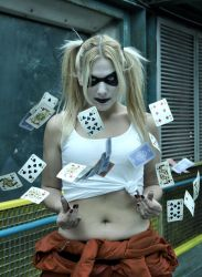 Harley - Play with Me by TheLily-AmongThorns