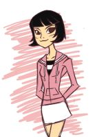 fan design for Omniverse Julie by CheshireP