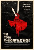 Texas Chainsaw Massacre Poster by adamrabalais