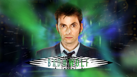 50th Anniversary David Tennant Wallpaper by theDoctorWHO2