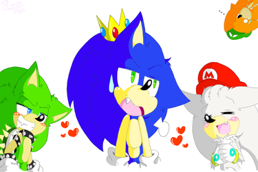 :Hedgie Hedgie Paradise: Super Hedgie Hyadain by LoaS-ScourgeTH