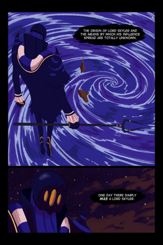 Chaos in the Tropics - Page 33 of Chap.1, Beat 4 by Scribblehatch