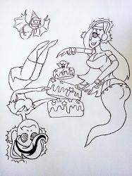 Have a Phantom-stic Birthday! by ItemShoplifter