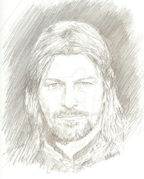 Boromir again by bcstroud