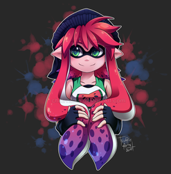 Hey it's Melon by Chibi-Nuffie