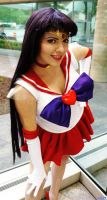 Could Rei Hino be Sailor Mars? by Kapalaka