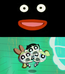 PPG 2016 freaked out at Popo by BeeWinter55