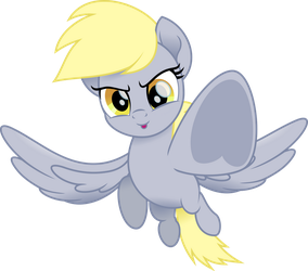 Time to be Derpy by punzil504