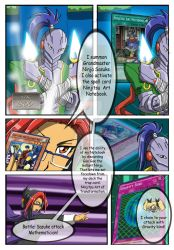 YGO Doujin Bonus Chapter - Wally's Agent - Page 17 by punkbot08