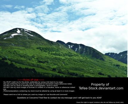 Mountains Stock by Tefee-Stock