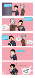 Don't lick it | Detroit: Become Human by aileenarip