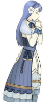 [COLLAB] Fire Emblem - Rinea by Indie-Calls