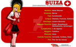 Perfil de Suiza - Switzerland - de Animondos by Dougieus