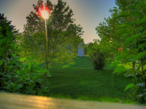 First HDR by Scuba-Steve88