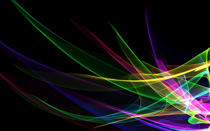 Abstract Flames Wallpaper. by ECC500