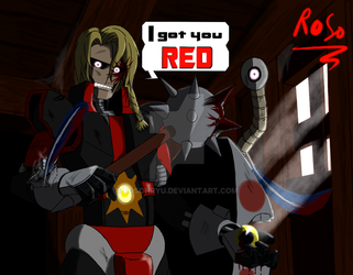 I got you Red by RoSohryu
