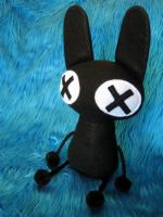 Dead Bunny 2 by plushrooms