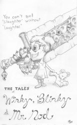 The Tales of Winky, Blinky and Mr. Nod by pippin1178