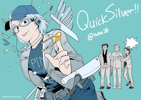 Quicksirver by yahuxx28