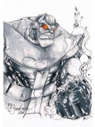 Thanos by DonnyGreen