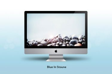 Blue In Stone by Zim2687