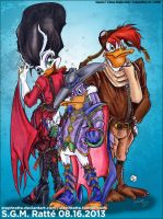 DWKH - :Team Darkwing: by StephRatte