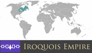 Greater Iroquois Empire by PrussianInk