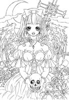Gothic Lolita by LiaDeBeaumont