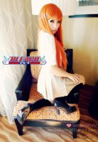 Orihime Inoue Cosplay by seeseeworld