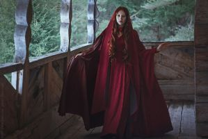 Melisandre - A Song of Ice and Fire_6 by GreatQueenLina
