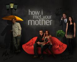 How I Met Your Mother by SaminS