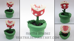 Piranha Plant by Seatha