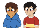 Guess who's making a klance animation! by Infinity-Drawings