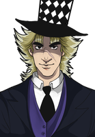 Speedwagon by MsVendetta