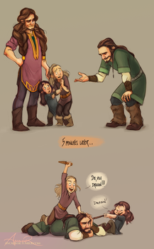 Five minutes later... by ancalinar